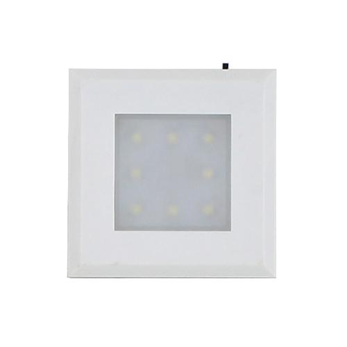 方形LED感應燈